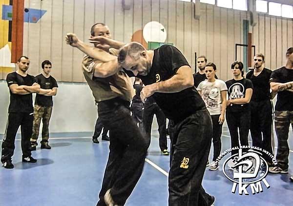 Stage Krav Maga IKMI ottobre 2012 | EVENTI e Seminari