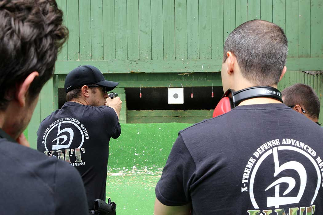 Krav Maga Training Shooting Range | EVENTI e Seminari