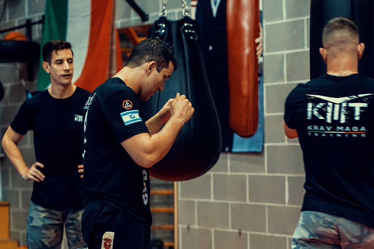 Feedback in martial arts teaching