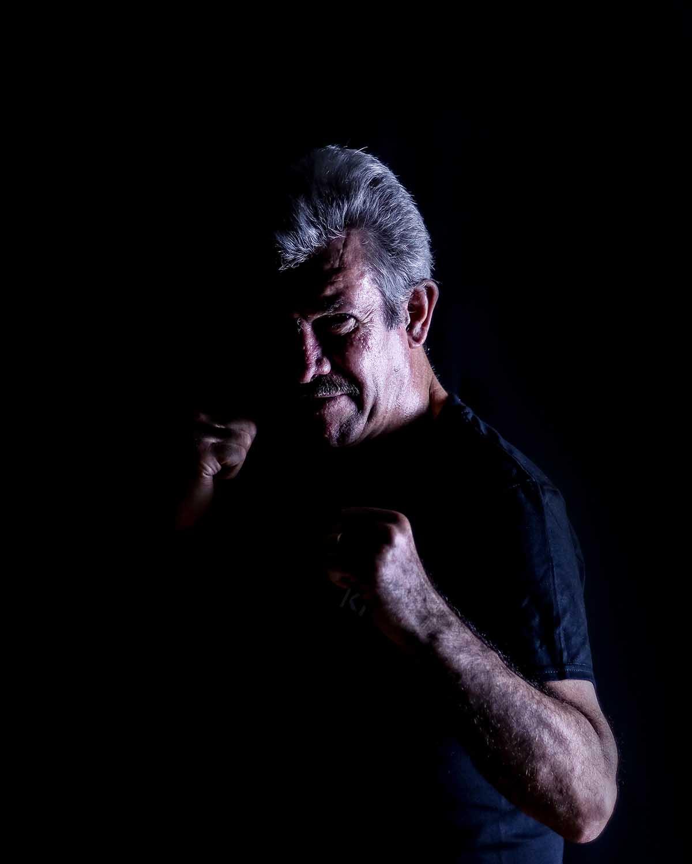 Alberto Arietti - Krav Maga Training