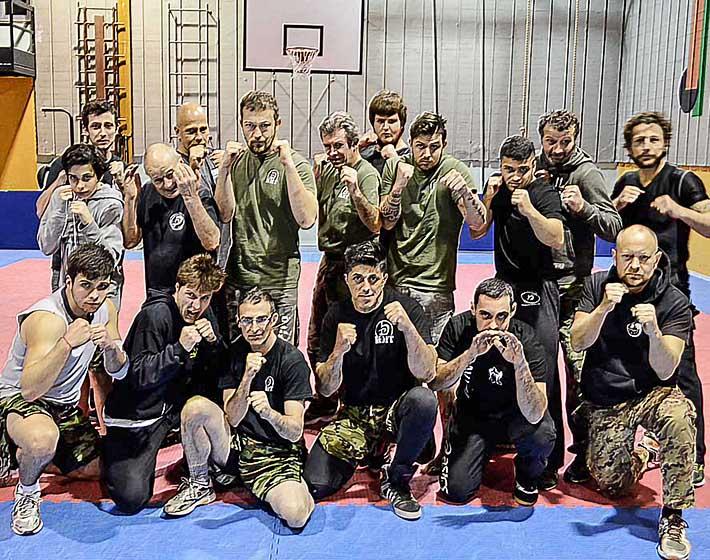 Camp Formazione Istruttori Krav Maga Training – Gennaio 2016 | EVENTI e Seminari