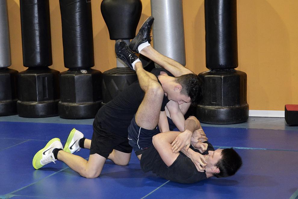 double armbar brazilian jiu jitsu