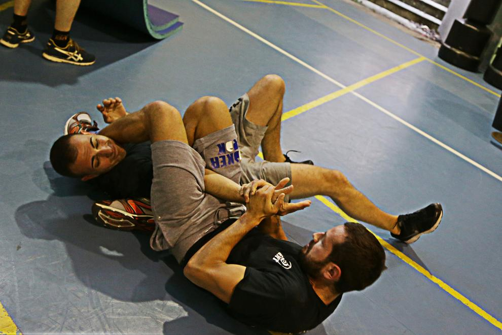 armbar self defense brazilian jiu jitsu