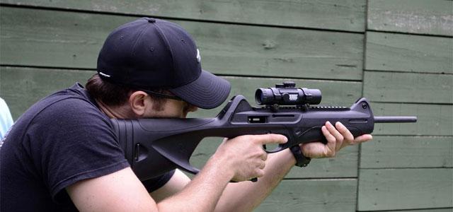 Stage di tiro al poligono Beretta - Shooting Range