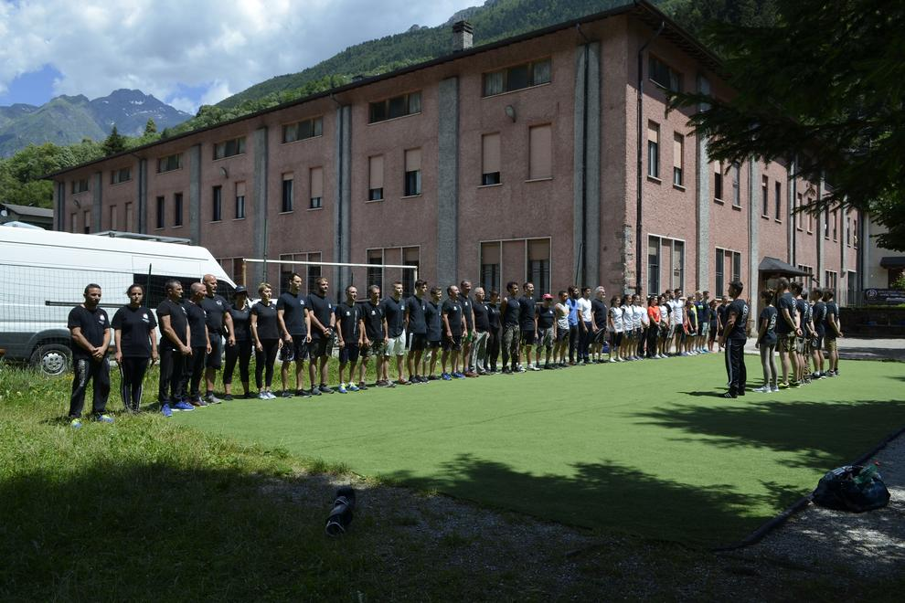 Krav Maga Training Summer Camp - Luglio 2018