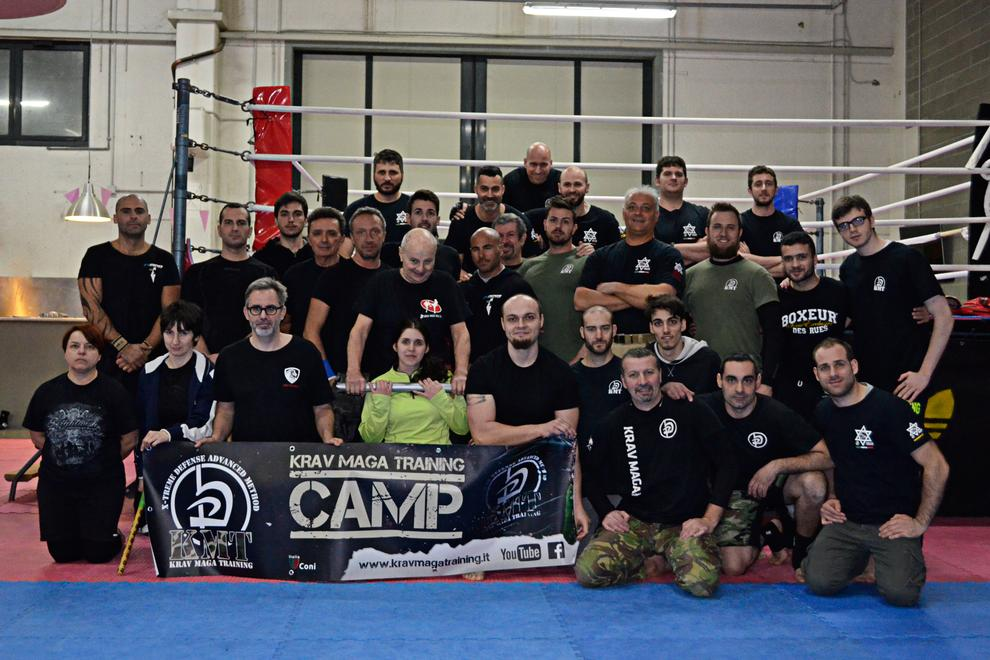 Krav Maga Training Winter Camp - Gennaio 2017