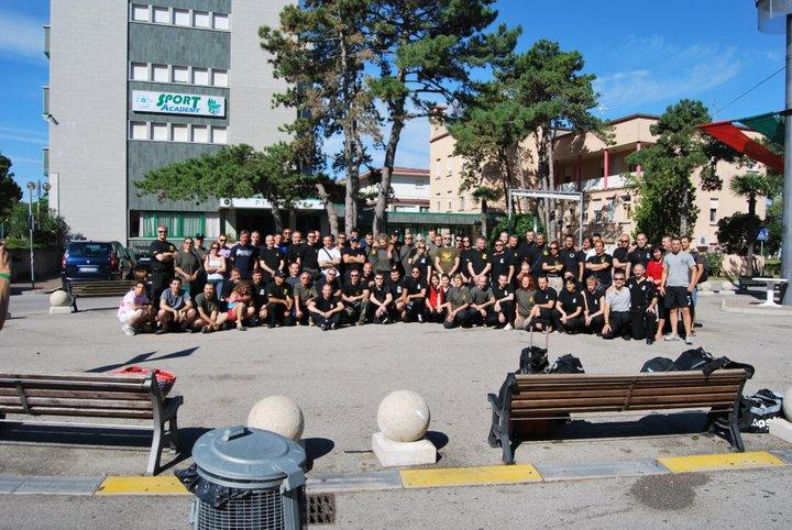 Summer Camp Krav Maga IKMI Lignano