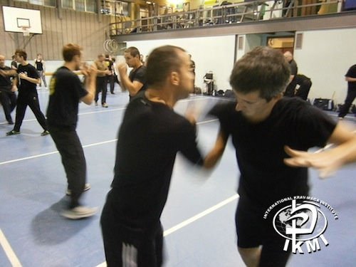 Stage IKMI International Krav Maga Institute - Ottobre 2012