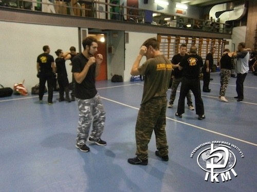 Stage IKMI International Krav Maga Institute