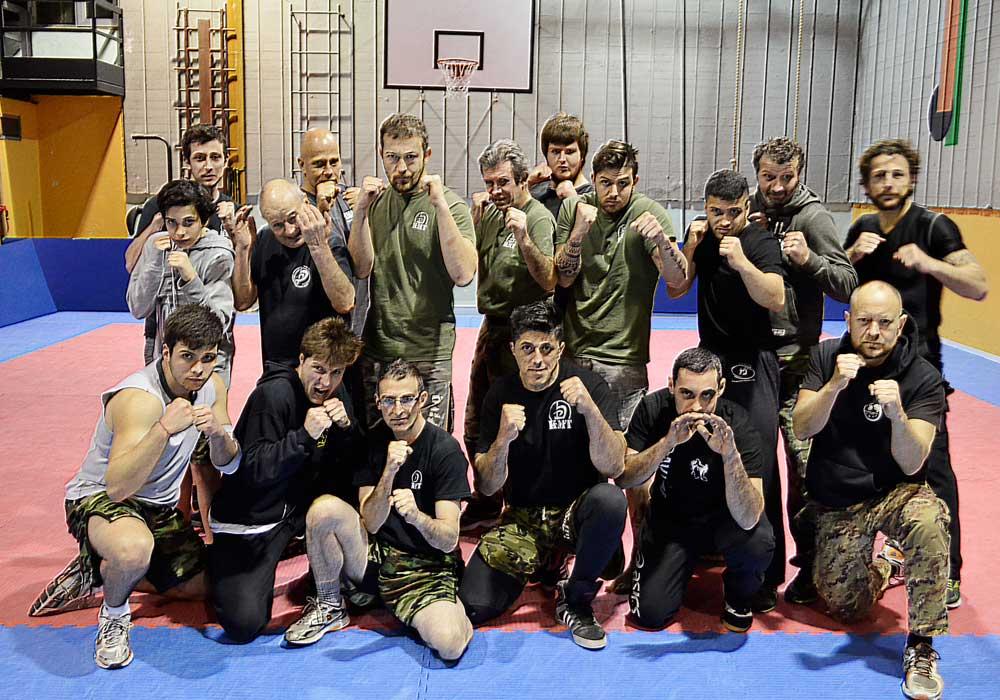fighting techniques workout for instructors black belt