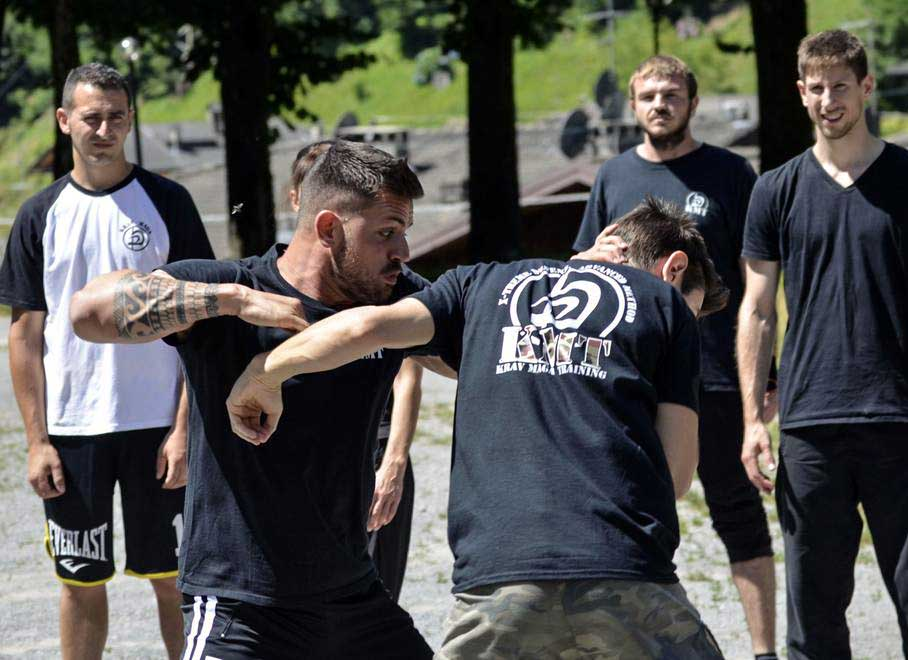 Krav Maga Training Camp - July 2018 | EVENTS and Seminar