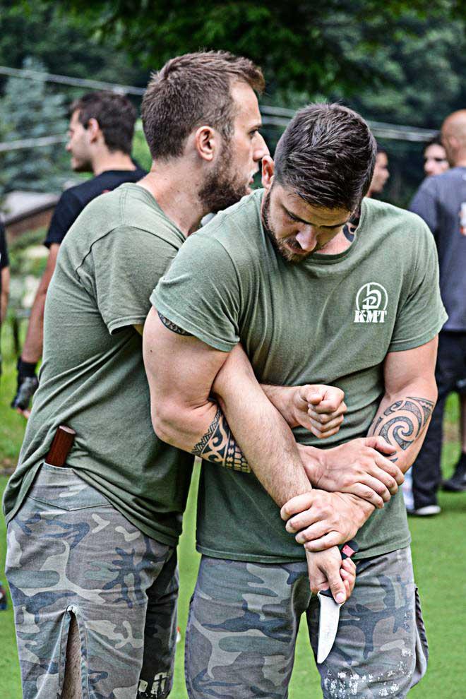 Krav Maga Training Camp - Luglio 2016 | EVENTI e Seminari