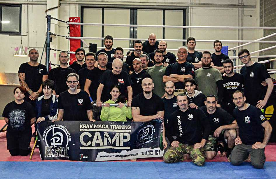 Krav Maga Training Winter Camp - January 2017 | EVENTS and Seminar