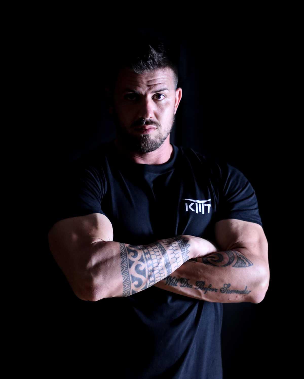 Luca Goffi - Krav Maga Training