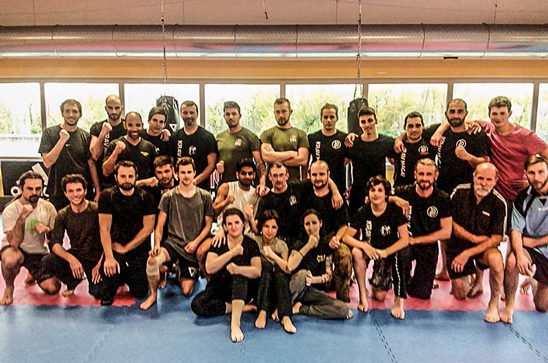 KMT Krav Maga Seminar in Parma - April 2016 - Krav Maga Training | EVENTS and Seminar