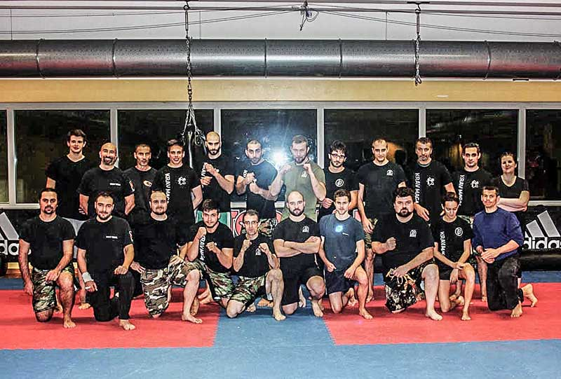 KMT Seminar in Parma - December 2015 - Krav Maga Training | EVENTS and Seminar
