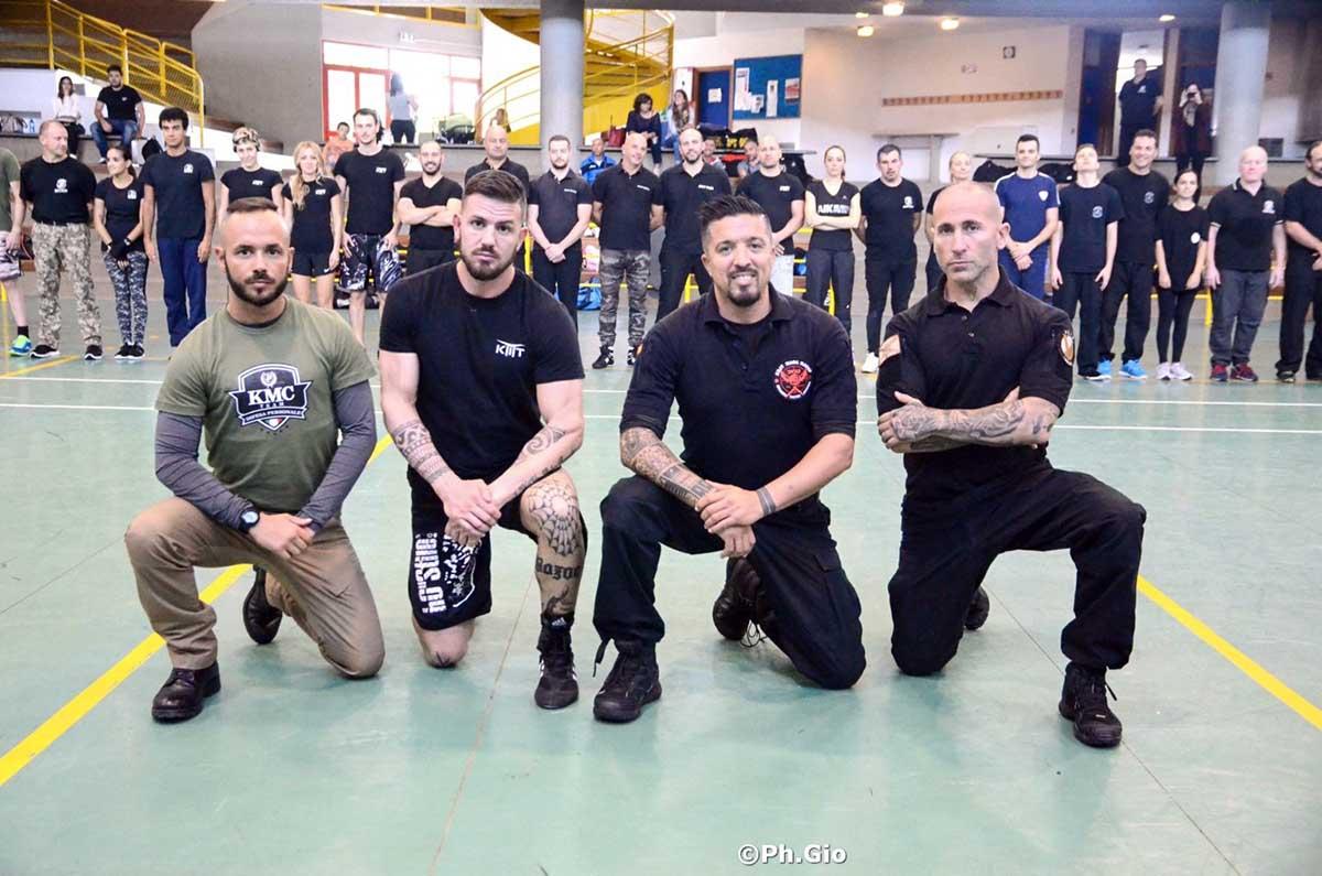 Krav Maga Training seminar with Martin Luna TML   EVENTS and Seminar