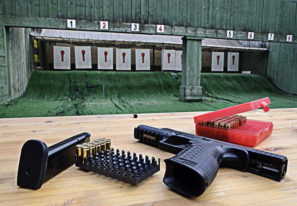 Gun shooting Seminar - December 2016 - Krav Maga Training | EVENTS and Seminar