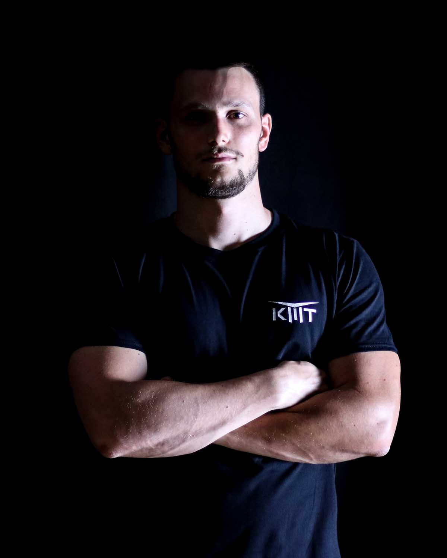 Stefano Verona - Krav Maga Training