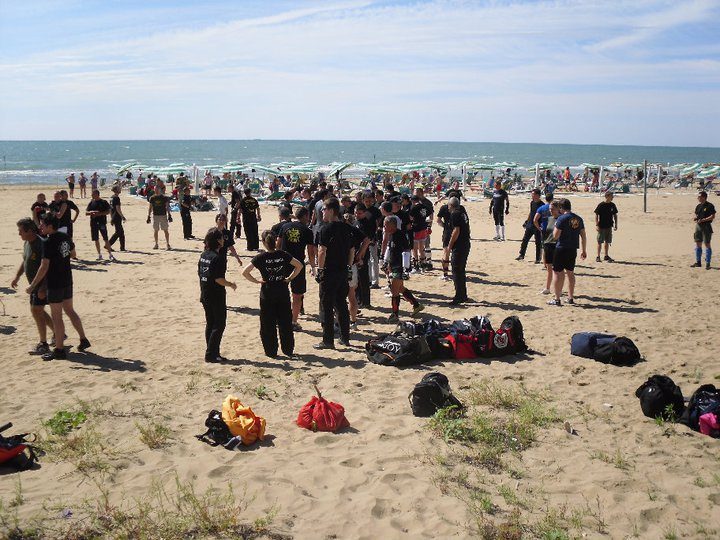 Summer Camp IKMI Krav Maga Lignano Sabbiadoro | EVENTS and Seminar