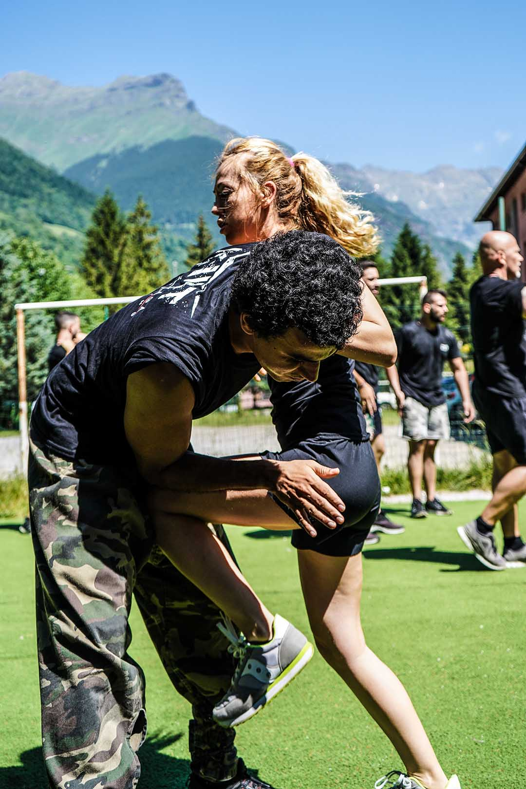 Krav Maga Training Summer Camp 2019
