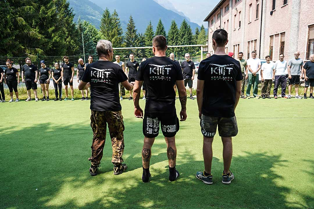 Krav Maga Training – Summer Camp 2019