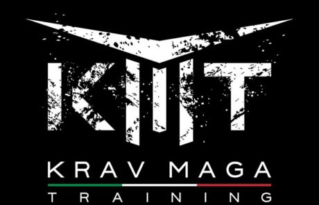 Krav Maga Training - black logo home