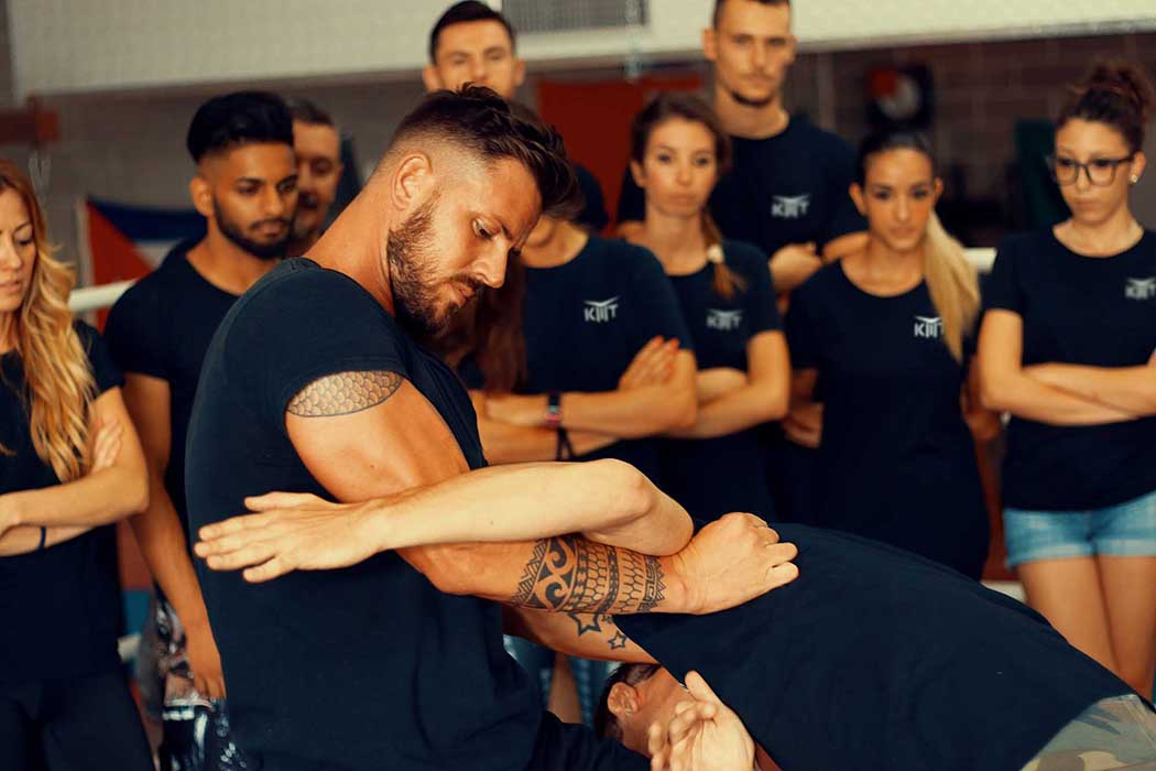 Krav Maga Training class in our gym | FOTO | PHOTOS