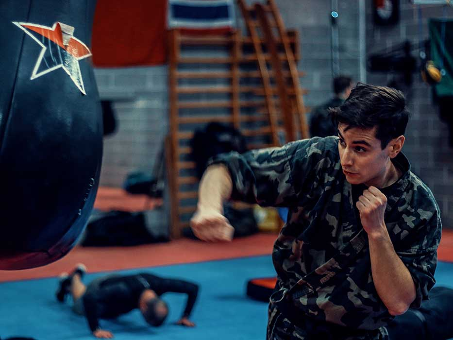 Krav Maga Training punching workout | FOTO | PHOTOS