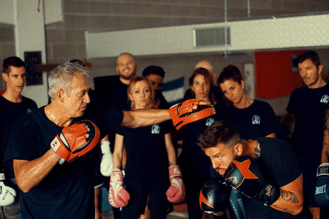 Krav Maga Training padwork and boxing | FOTO | PHOTOS