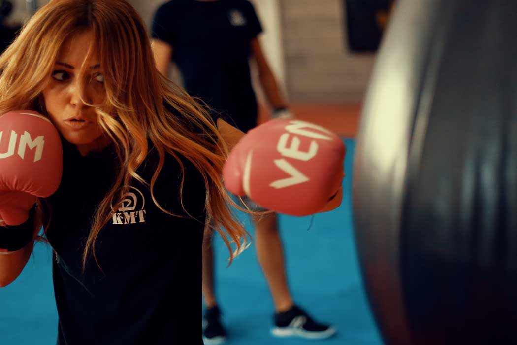 Krav Maga Training striking workout | FOTO | PHOTOS