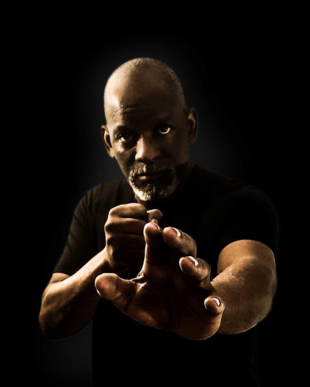 Pedro Bennett - Krav Maga Training