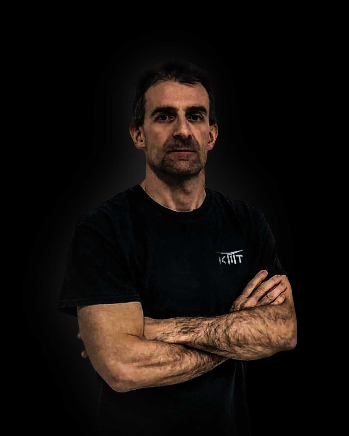 Davide Cannella Krav Maga Training