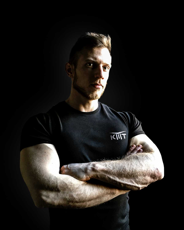 Mattia Cigolini Personal Trainer Krav Maga Training