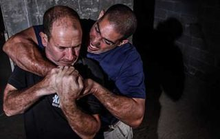 Krav Maga Global seminar in Italy