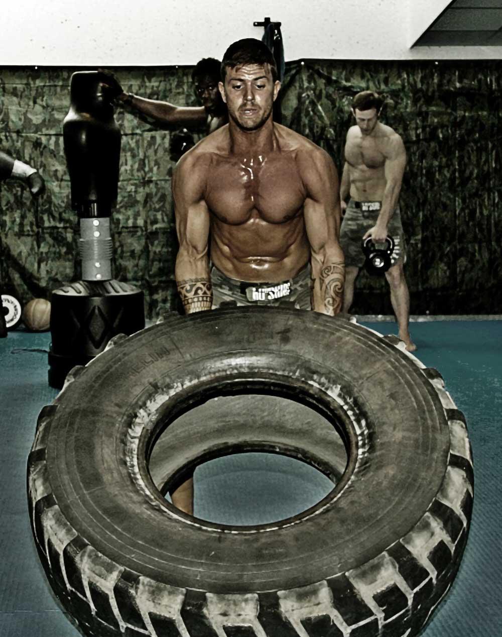 Luca Goffi MMA & Mattia Cigolini Bodybuilding